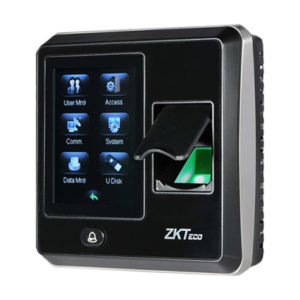 ZKteco SF300 device black right